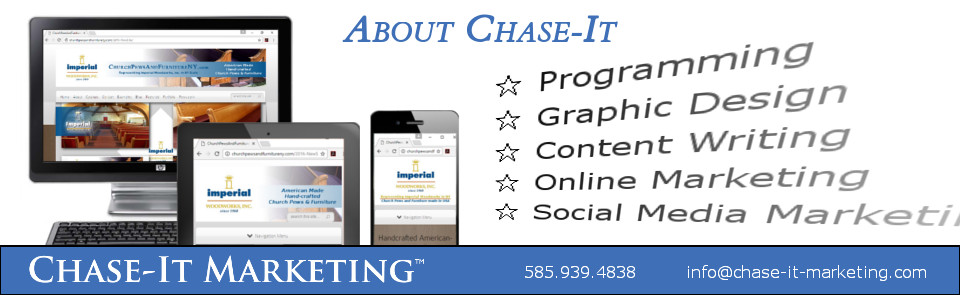 About Chase-It Marketing