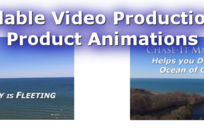 Affordable Video Production and 3D Presentations